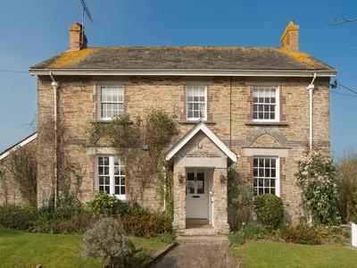 Ballaminers House, Cornwall, Little Petherick