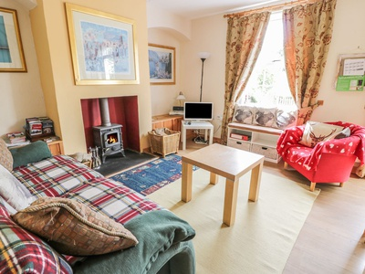 Crinan Canal Cottage, Argyll and Bute, Lochgilphead
