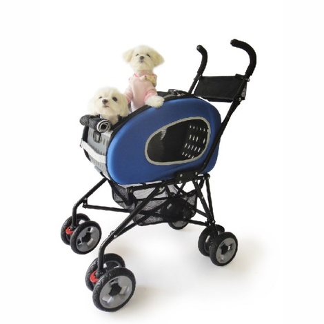 Blue 5-in-1 Pet Buggy 3
