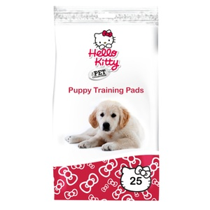 Hello Kitty Puppy Training Pads