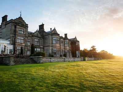 Matfen Hall Hotel Golf & Spa, Northumberland, Newcastle upon Tyne