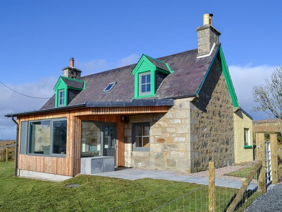 Shepherd's Cottage, Highland, Brora