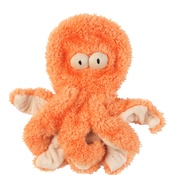 FuzzYard -  Sir Legs A Lot the Octopus Flat Out Dog Toy
