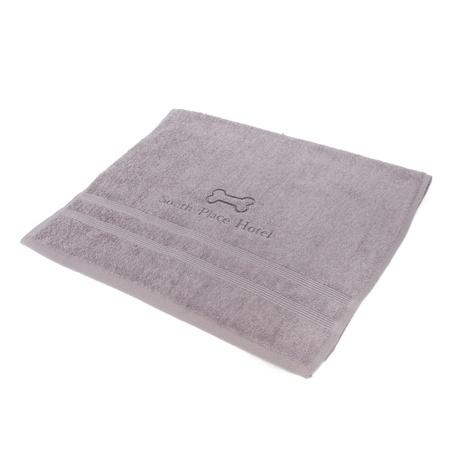 Personalised Pet Towel – Black 2