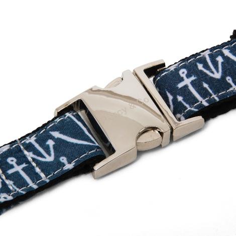 Bow Tie Collar & Lead Set - Salcombe 3