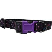 Hem & Boo - Dotty Padded Adjustable Dog Collar