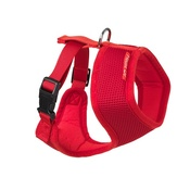 House of Paws - Memory Foam Harness - Red