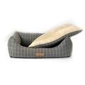 Tweed Fabric Nest Bed - Henley 6