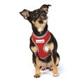 Reflective Airmesh Dog Harness – Red  5
