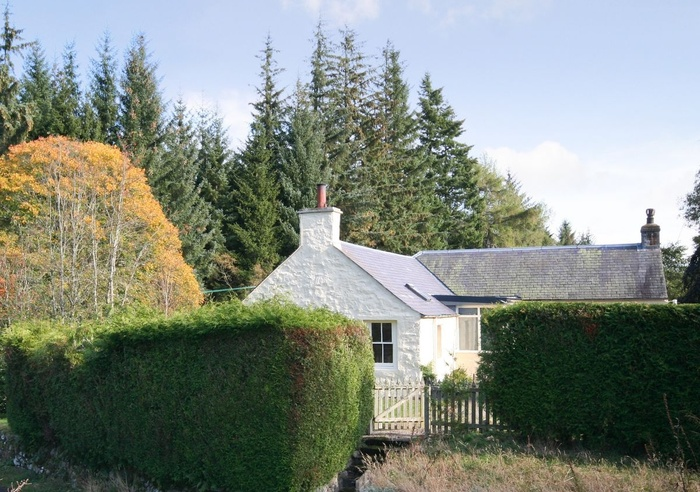 Croft End Cottage, Perthshire 1