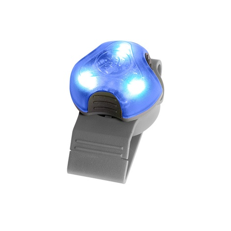 Rigel Multi-Purpose LED Light for Dog Collar - Blue