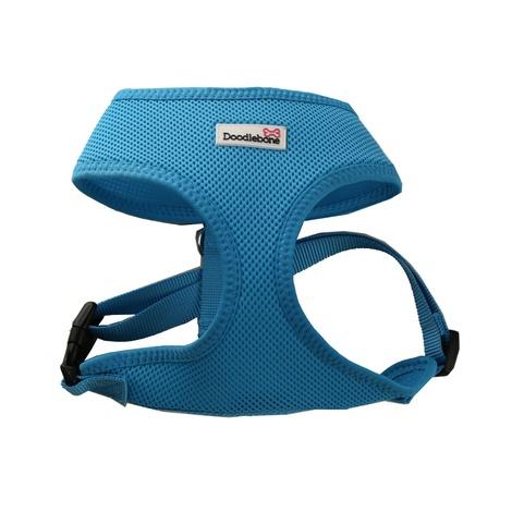 Airmesh Dog Harness – Cyan