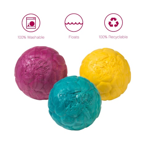 Zogoflex Air™ Boz Dog Ball – Dandelion 4