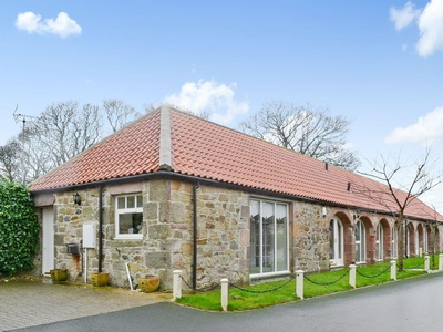 East Crook, Northumberland, Tughall Farm Cottages