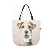 DekumDekum - Elizabeth the Wire-haired Fox Terrier Dog Bag