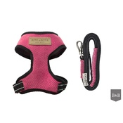Bowl&Bone Republic - Candy Harness & Lead Set - Pink