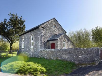 Moor View Chapel, Cornwall, Camelford
