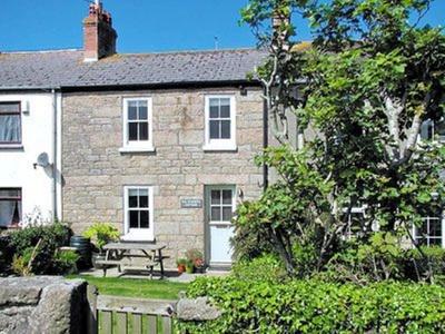 Bal-maiden's Cottage, Cornwall, Pendeen