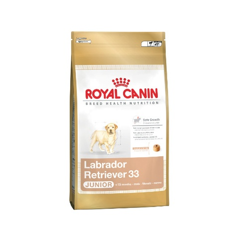 Royal Canin Labrador Retriever Junior 33 12kg