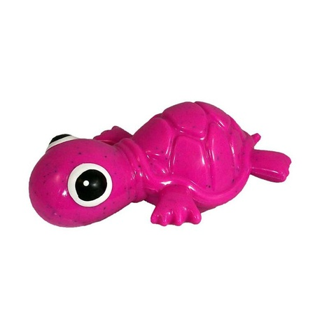 Ecolast-Play Turtle Mini Dog Toy