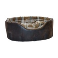 Kudos Bosco Supersoft Oval Pet Bed