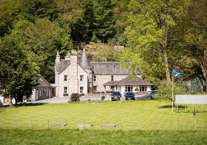 East Haugh House Hotel, Perthshire 1