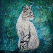 Alice Ball - Personalised Pet Portrait