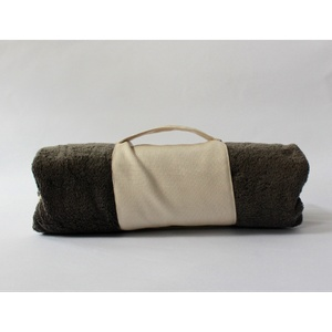 Pet Travel Bed - Light Brown