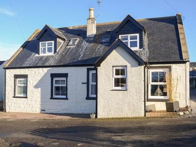 Rosslyn Cottage, Highland, Dornoch