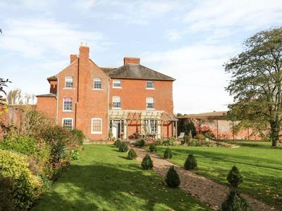 Hilltop House, Worcestershire, Tenbury Wells