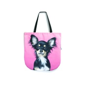 DekumDekum - Skreech the Chihuahua Dog Bag