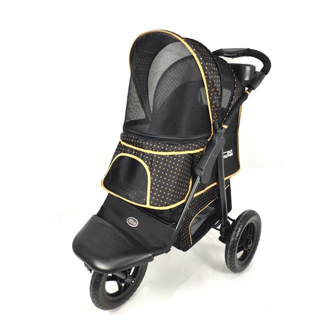 InnoPet Buggy Adventure - Black/Gold