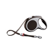 Flexi - VARIO Medium Retractable Lead 5m - Brown