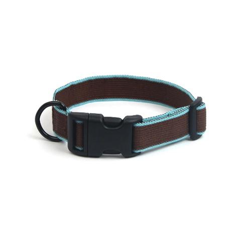 Secret Agent Dog Collar - Brown