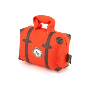 Squeaky Suitcase Dog Toy