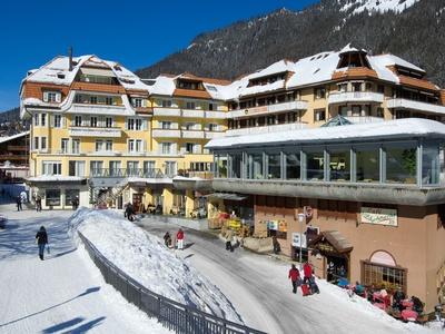 Hotel Silberhorn, Switzerland, Interlaken