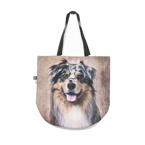 Jock the Australian Shepherd Dog Bag