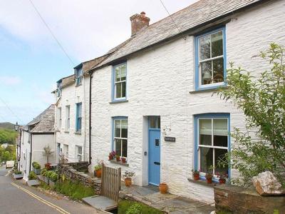 Fairfield Cottage, Cornwall, Boscastle