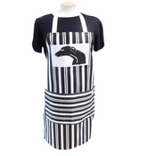 Tomato Catshop - Greyhound Stripe Apron