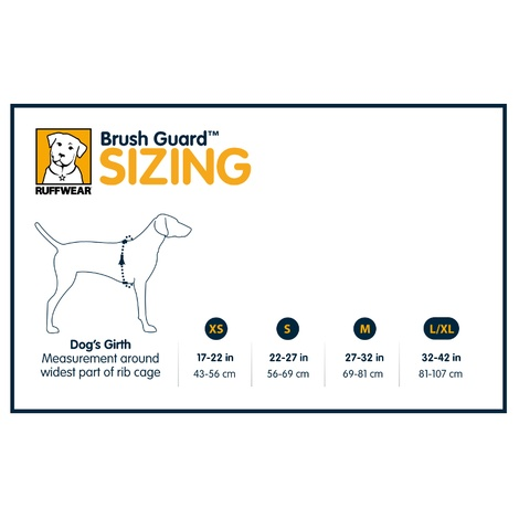 Brush Guard – Twilight Gray 2