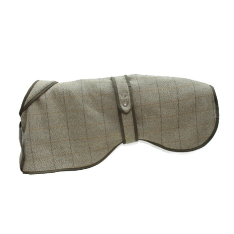 Tweed Greyhound Coat
