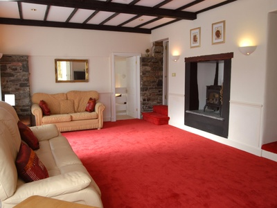 Embleton Spa Hotel - Whinlatter Apartment, Cumbria, Cockermouth