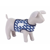 Teddy Maximus - Navy Signature Print Harness