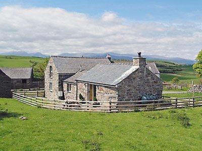 Orseddwen Cottage, Conwy, Nebo