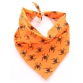 Neon Spiders Dog Bandana