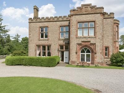 Broughton House, Cumbria, Holmrook