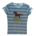 Short Sleeve Pony T-Shirt