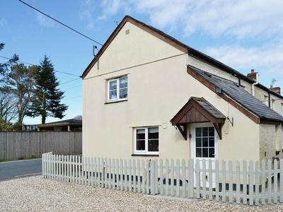 Virginia Cottage, Devon, Langtree