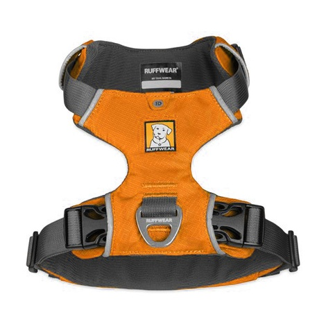 Front Range™ Dog Harness Campfire Orange