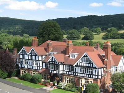 Colwall Park Hotel, Worcestershire, Malvern